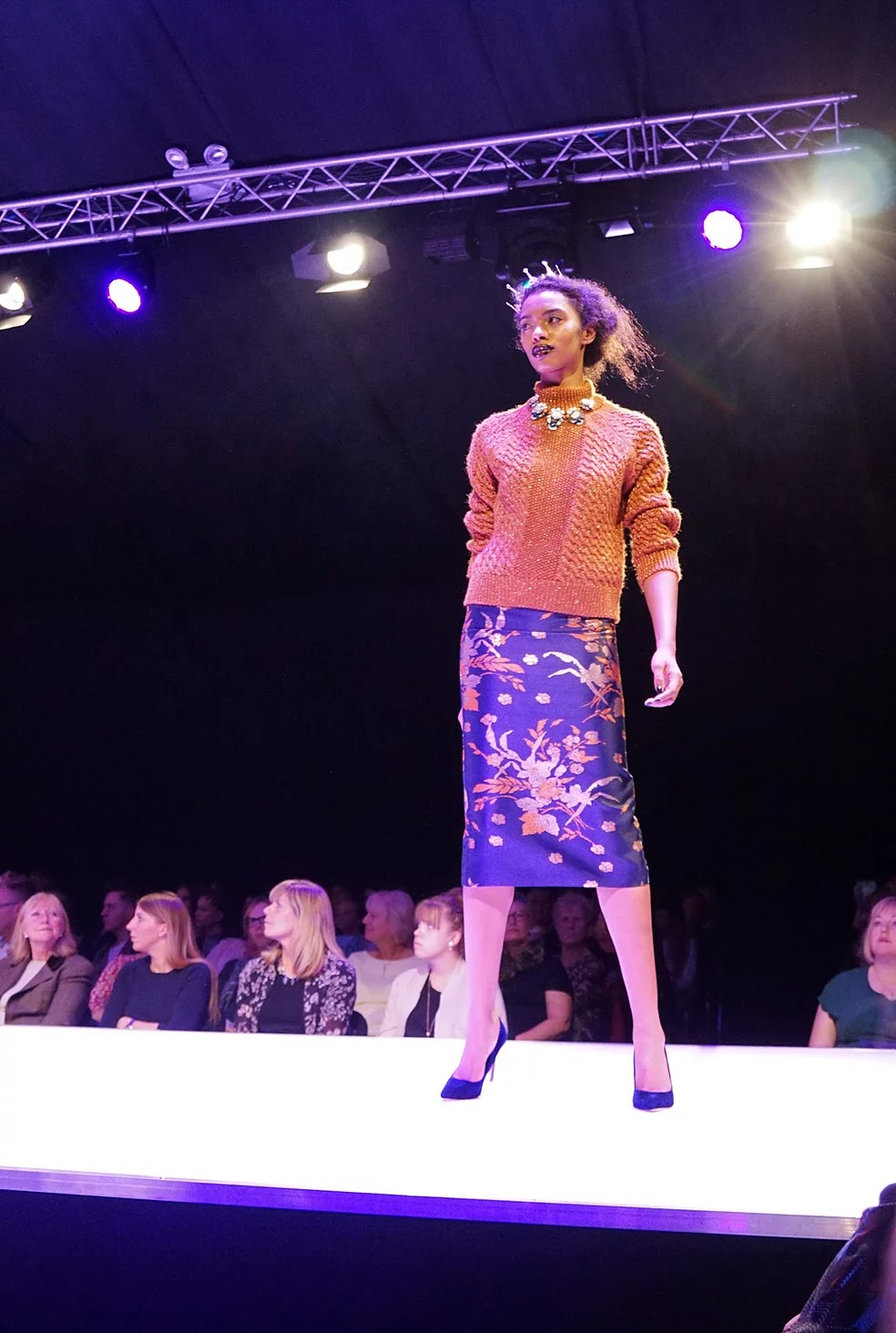 Bristol Fashion Week AW16 fashion trend - opulence