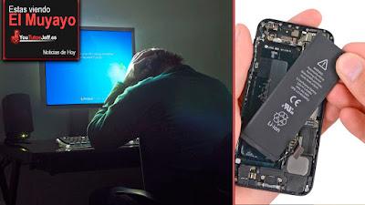 Windows 7, apple, microsoft, iphone, iphone bateria, xiaomi