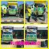 Makodim 1415/Selayar Memberangkatkan Dua Armada Mobil Truck Logistik Bantuan Ke Tsunami Donggala