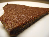 recettes de cuisine sans gluten, sans caséine, sans sucre du gâteau fondant à la noisette