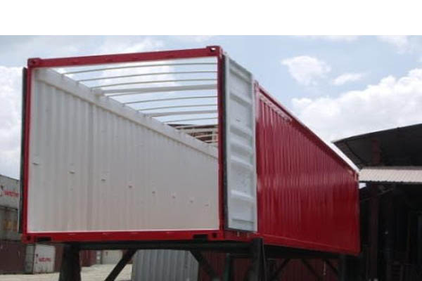 giá container 40 feet