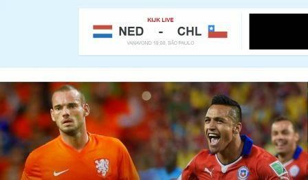 Nonton Piala Dunia 2014 Via Live Streaming Gratis