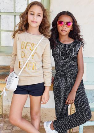 moda niñas H&M primavera verano 2016
