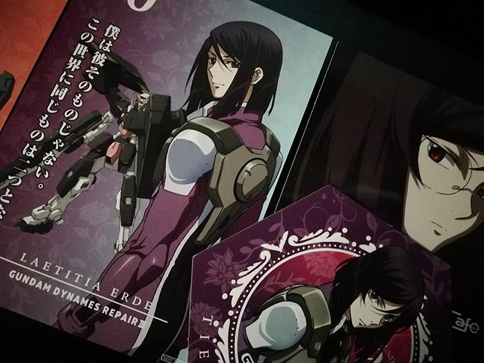 """Gundam OO Re:Vision Fair"" & ""OO Night"" Report!"
