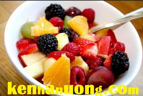 Hướng dẫn làm sa lát trái cây