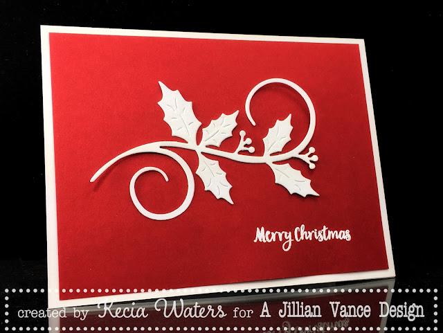 AJVD, Kecia Waters, Christmas