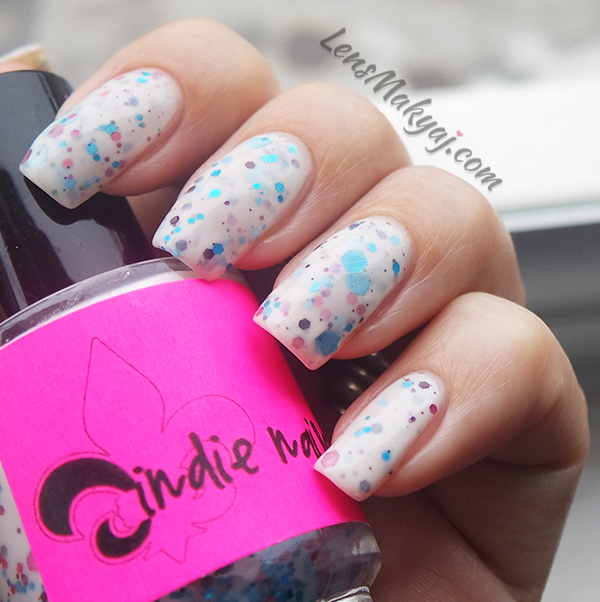 Jindie Nails Burrrberry