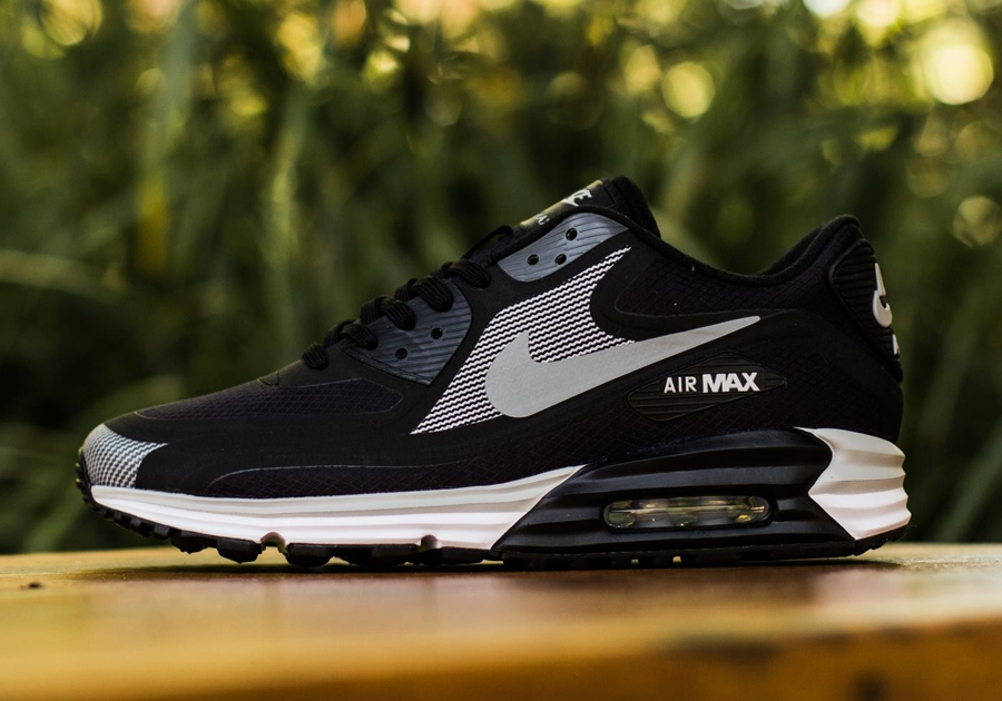 f52affaaf8e2 Nike Air Max Lunar90 Water Resistant. Even though the temperature outside  is climbing its never too early to grab a pair of water resistant shoes and  ...