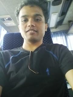 Shaurabh Bharti, selfie