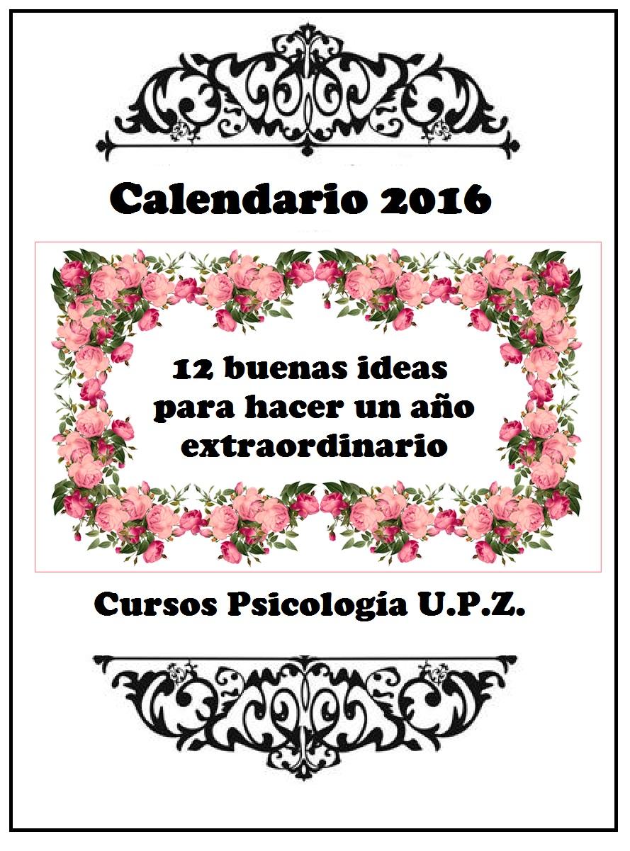 Calendario Fi Upm.Calendario Psicologico 2016