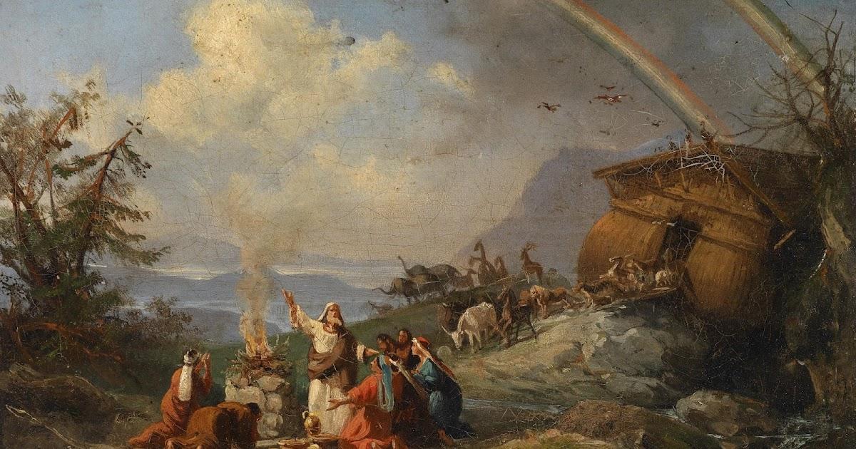 book of Genesis 1:1—2:3 Catholic Bible study lesson 1