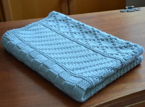 Petit Prince - Baby Blanket - Free Pattern