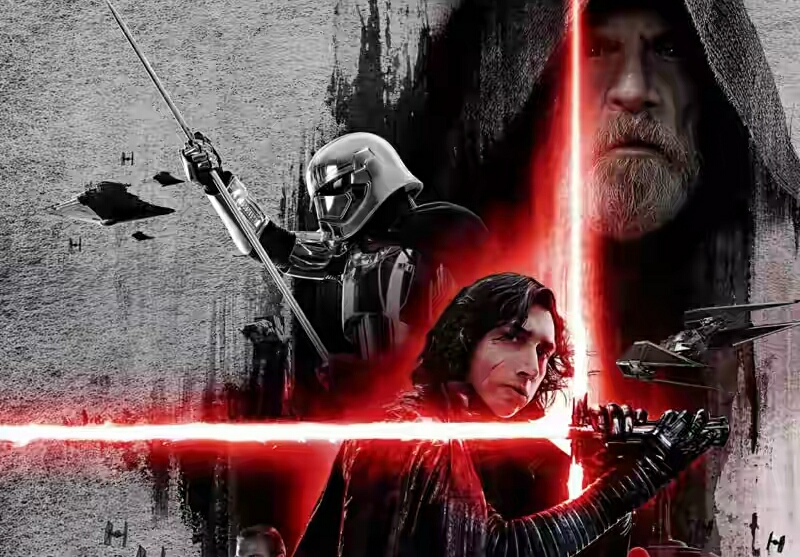 Star Wars : Rian Johnson Developing New Trilogy, And Disney Working On Live-action TV Show.