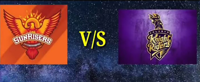 IPL 2019 KKR VS SRH