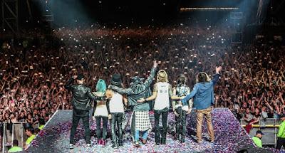 Konser Guns N' Roses di Stadion GBK dan Suara Penolakan