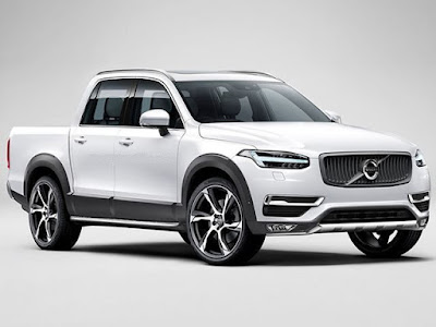Volvo étend ses activités avec le nouveau pick-up XC90
