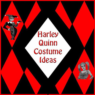 A great selection of Harley Quinn Costume ideas from the classic harlequin style costume to the 2016 Suicide Squad version