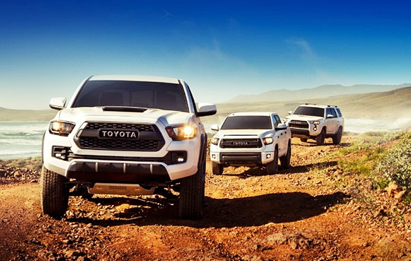 2018 Toyota Tacoma Suv Msrp
