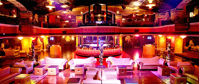 Royale Nightclub em Boston
