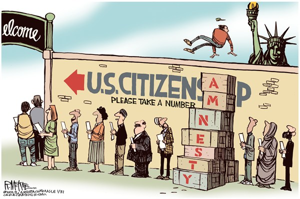 Image result for Immigration and the Democrats