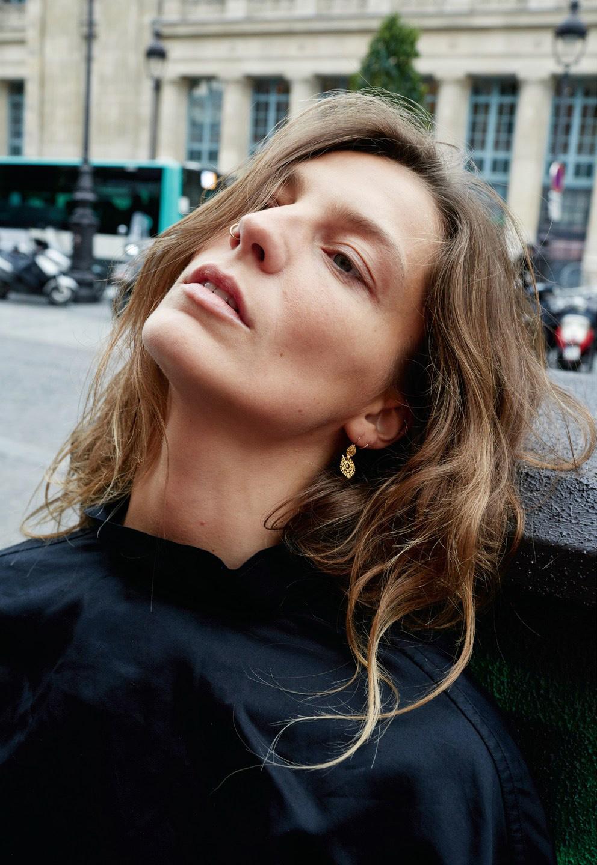 Daria Werbowy Shines On Fashion Canada S October 2013: Daria Werbowy By Juergen Teller For Pop Spring / Summer