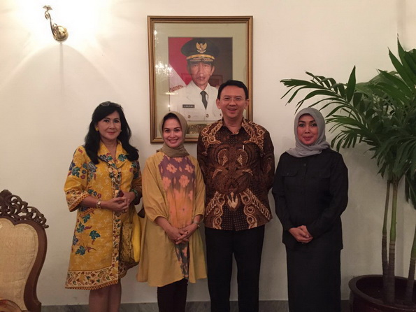 IPEMI Sinergikan Program Dengan Pemerintah Provinsi DKI Jakarta