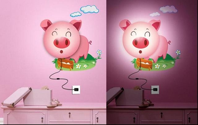 L mparas para dormitorios infantiles - Lamparas de decoracion ...