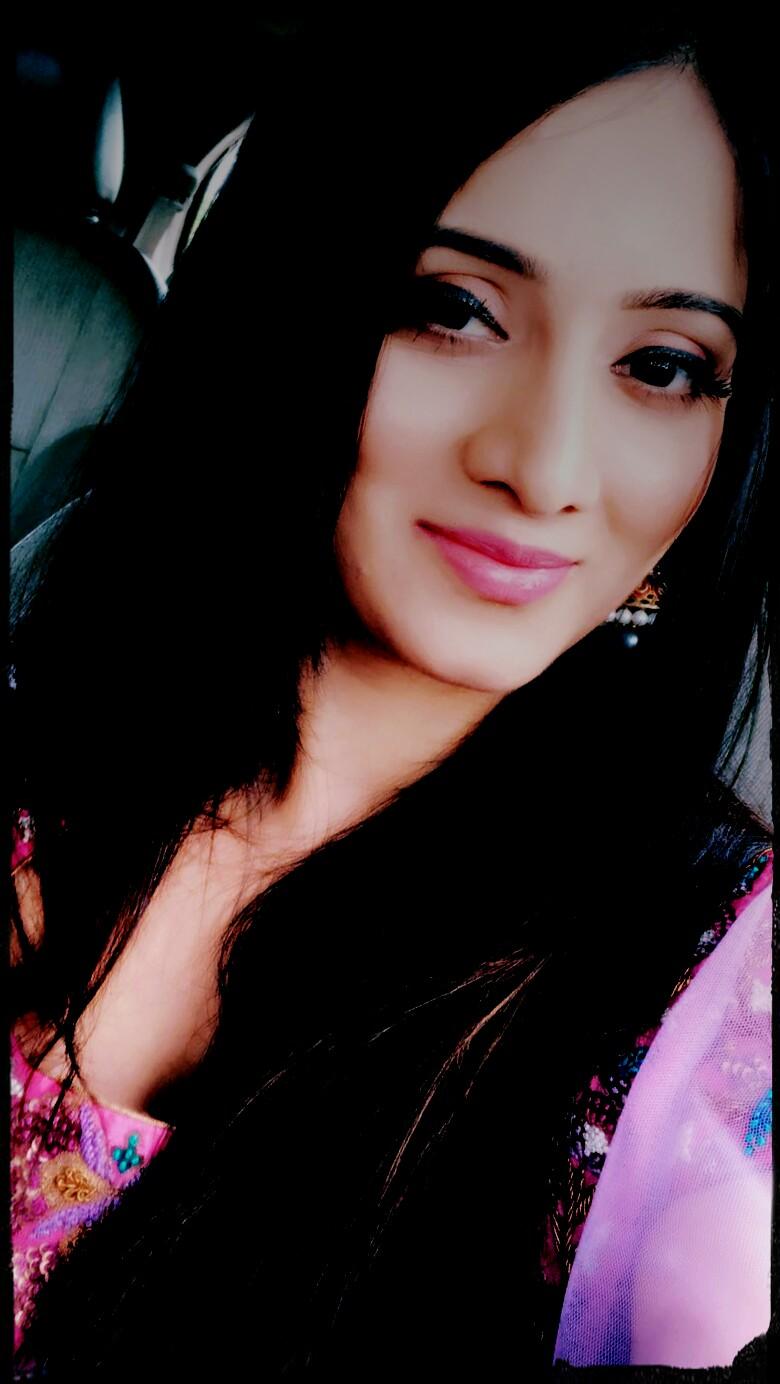 Actress HarshikaPoonacha Latest Images