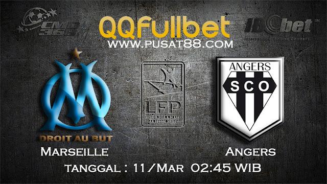 PREDIKSIBOLA - PREDIKSI TARUHAN MARSEILLE VS ANGERS 11 MARET 2017 (LIGUE 1)