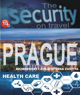 Prag, Češka – Bezbednost i zdravstvena zaštita