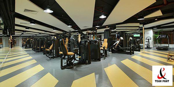Trần xuyên sáng phong tập gym, spa 4