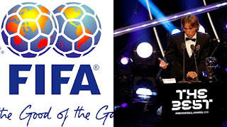 FIFA and Luka Modric