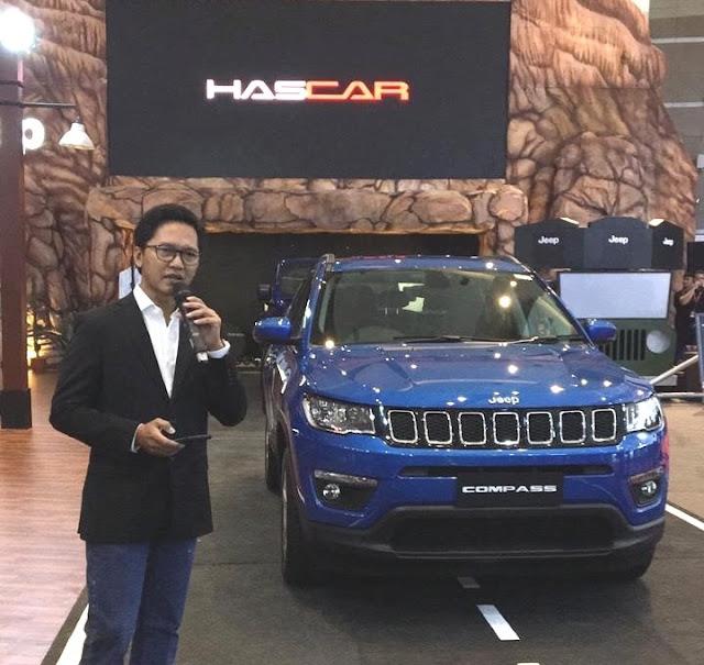 Promo Jeep HASCAR