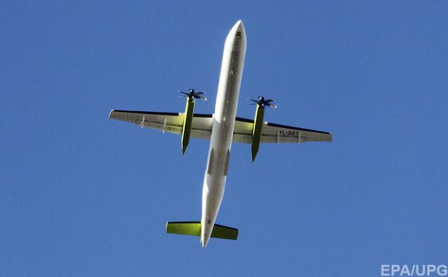 У Варшаві пасажирський літак здійснив екстрену посадку одразу після вильоту