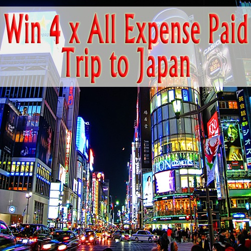AirAsia X contest Japan