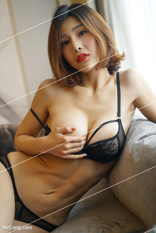 Image Yan-Pan-Pan-Part-3-MrCong.com-015 in post Ngắm vòng một siêu gợi cảm với nội y của người đẹp Yan Pan Pan (闫盼盼) (51 ảnh)