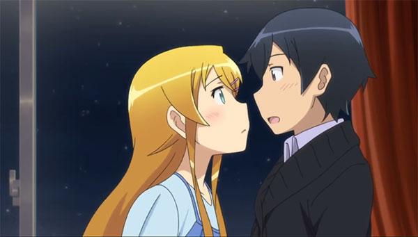 Ore no Imouto ga Konnani Kawaii Wake ga Nai - Rekomendasi anime romance adik suka kakak