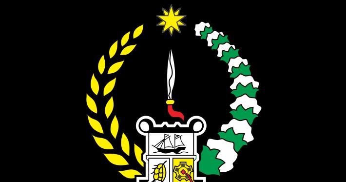 logo Provinsi Sulawesi Selatan vektor, Corel, EPS