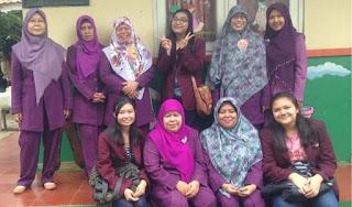 Kunjungan Mahasiswa Binus University ke PG-TK Bina Insan Mandiri