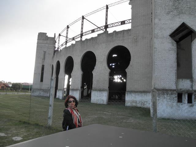 Plaza de toros Colonia del Sacramento