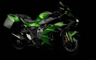 Gambar 2018 Kawasaki ninja H2