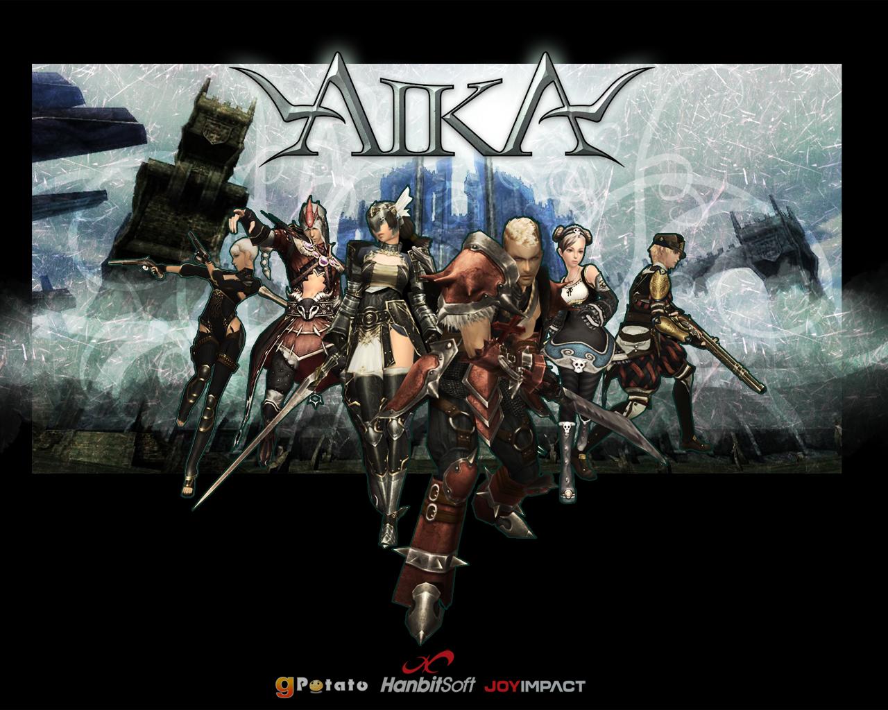 Universe Game Online: AIKA ONLINE
