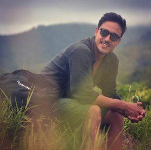 Foto Hamish Daud Pacar Raisa