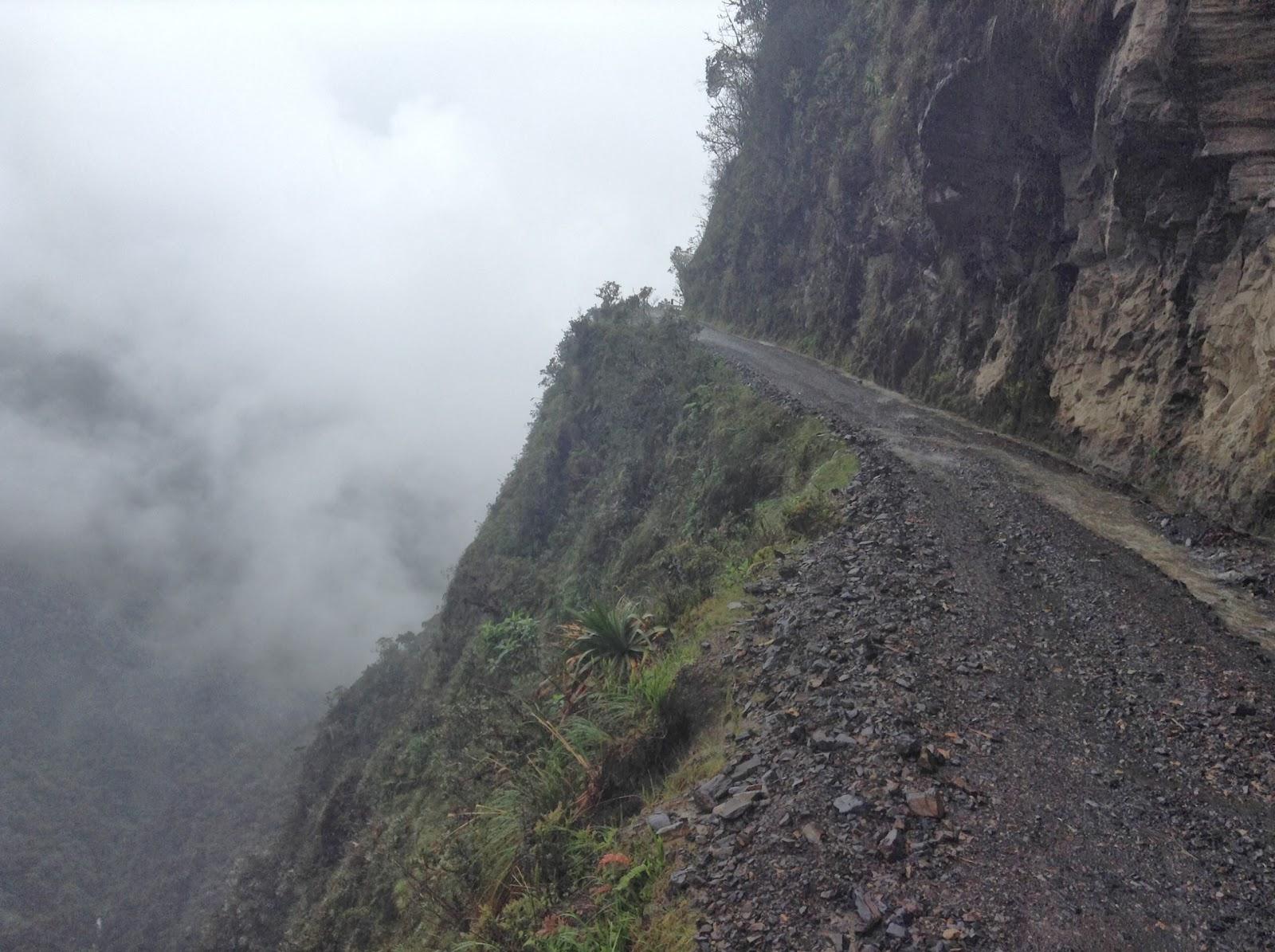South America Death Road Bolivia