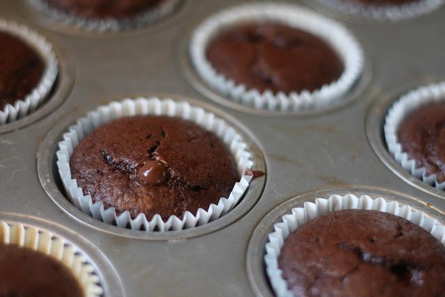 Fondant au chocolat - tortino di cioccolata col cuore fondente