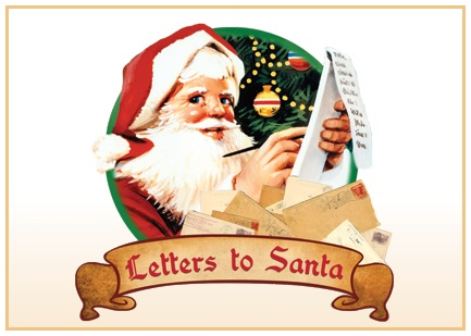 send a letter to santa how to send a letter to santa claus at the pole and 14134