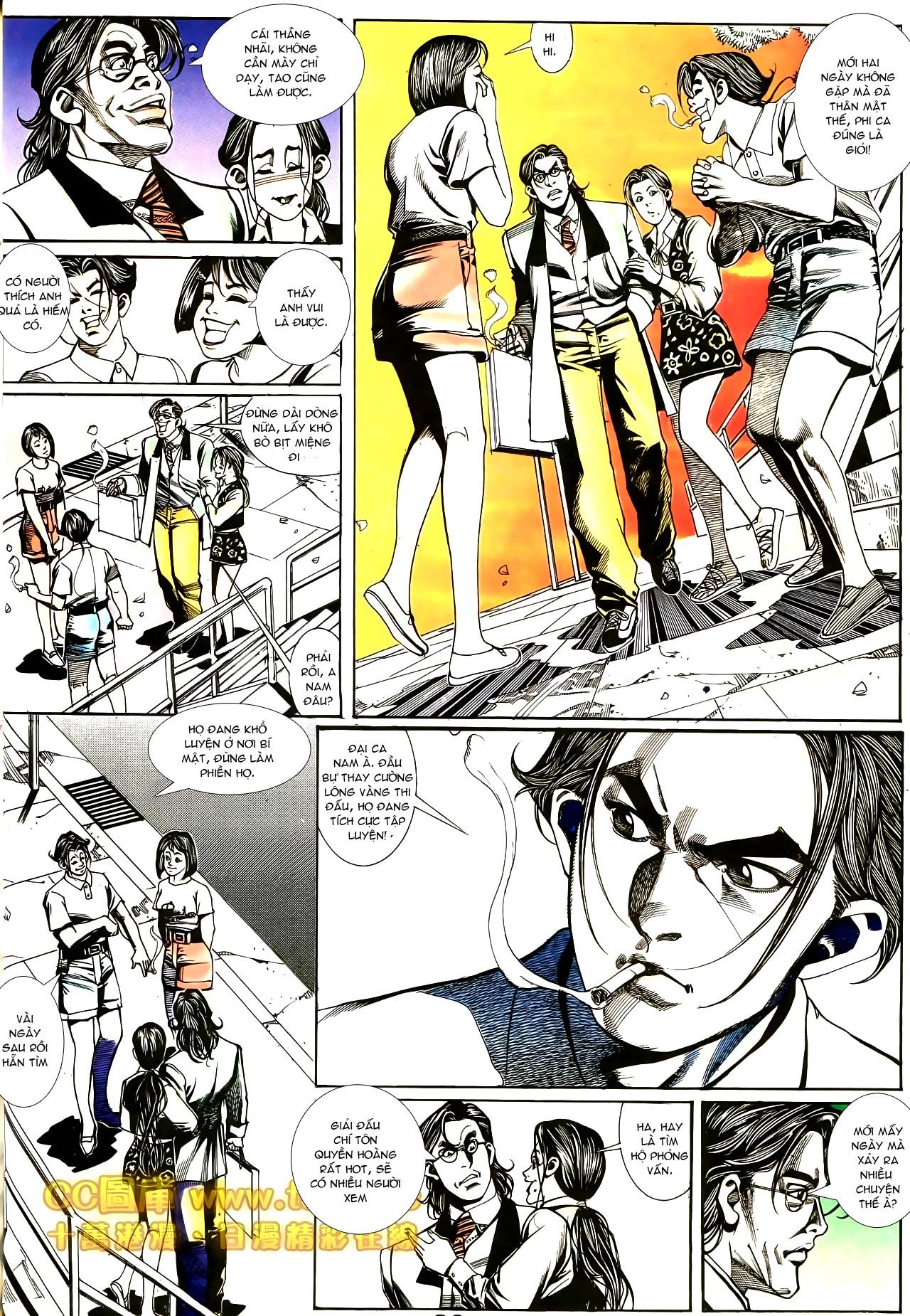 Người Trong Giang Hồ chapter 187: huynh đệ tình trang 23