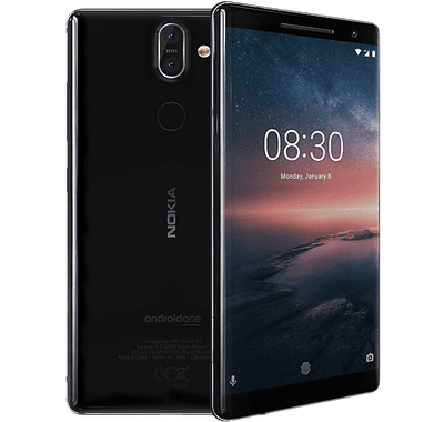 Nokia 8 Sirocco review design,display,price