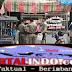 Sat Pol PP Aceh Tamiang Sosialisasikan Penataan Kaki Lima