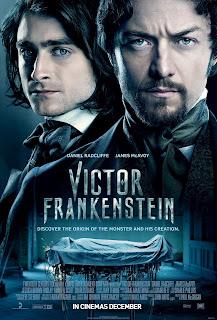 Victor Frankenstein McGuigan